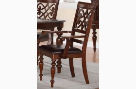 Creswell Arm Chair Set of 2