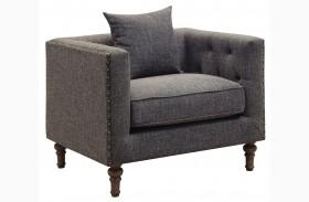 Ellery Grey Chair