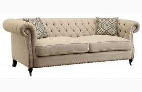 Trivellato Oatmeal Sofa