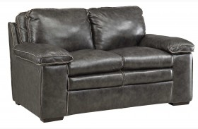 Regalvale Charcoal Loveseat