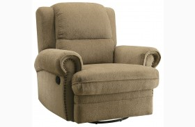 Colton Wheat Recliner