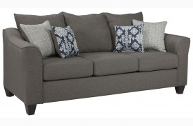 Salizar Gray Sofa