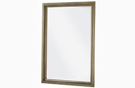 Playlist Brown Eyed Girl Portrait Mirror