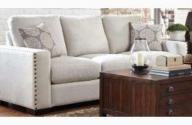 Rosanna Pewter Linen Sofa