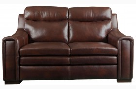 Amarillo Brown Loveseat