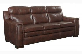 Amarillo Brown Sofa