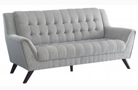 Baby Natalia Dove Gray Sofa