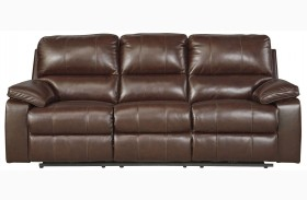 Transister Coffee Power Reclining Sofa