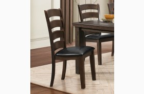 Pacific Grove Brown Side Chair Set of 2