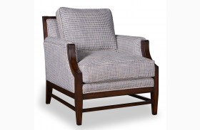 Bristol Linen Accent Chair