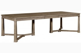 Wethersfield Estate Brimfield Oak Extendable Rectangular Dining Table