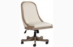 Wethersfield Estate Brimfield Oak Desk Chair