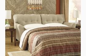 Laryn Khaki Queen Sofa Sleeper