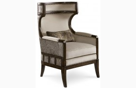 Palazzo Upholstered Accent Chair