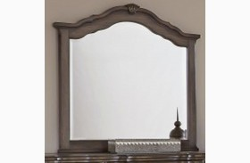Villa Sophia Dark Roast Shelter Mirror