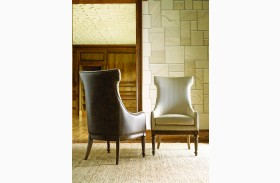 Barrington Farm Classic Upholstered Host Chair Set of 2