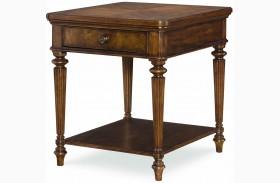 Barrington Farm Classic 1 Drawer End Table