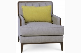 Epicenters Upholstered Wilsey Chair