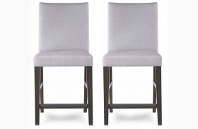 Hudson Counter Height Cafe Parson Chair Set of 2