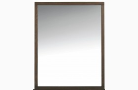 Hudson Portrait Mirror
