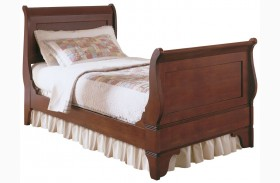 Chateau Royale Twin Sleigh Bed
