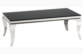 Tuxedo Cocktail Table