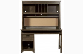 Varsity Jersey Desk With Hutch