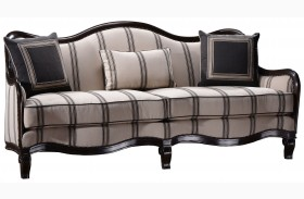 Empyrean Sky Carved Frame Sofa