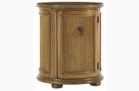 Beach House Pompano Accent Table