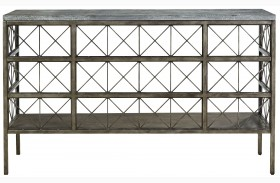 Sojourn Bluestone Console Table