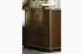 Cotswold 3 Drawer Nightstand
