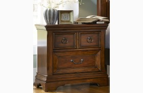Laurelwood Chestnut Nightstand