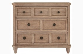 Hadley Rafter Media Chest