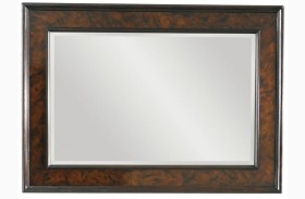 Island Traditions Windsor Somerton Landscape Mirror
