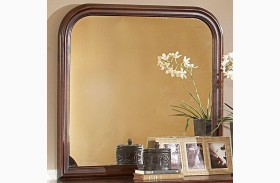 Chateau Brown Mirror
