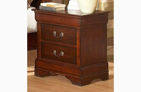 Chateau Brown Nightstand