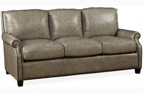 Kingston Vintage Cameo Light Gray Sofa