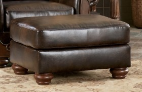 Barcelona Antique Loveseat From Ashley 5530035 Coleman