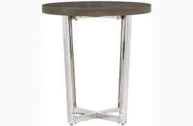 Curated Brownstone Dorchester End Table