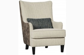 Silsbee Sepia Accent Chair