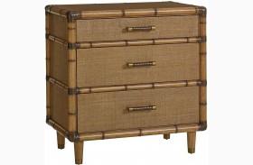 Twin Palms Parrot Cay Drawer Nightstand