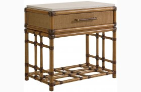 Twin Palms Cordoba Open Nightstand