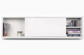 Nilo Pure White Door Modular Wall Unit