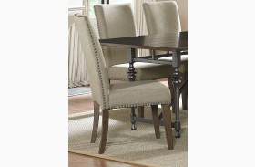Ivy Park Upholstered Side Chair Set of 2
