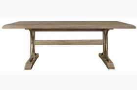 Authenticity Khaki Oxford Street Dining Table