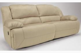 Hogan Khaki 2- Seat Reclining Sofa