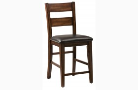Cooke County Ladderback Stool Set of 2