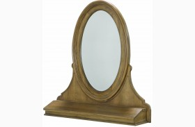 Danielle French Laundry Vanity Mirror