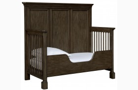 Chelsea Square Raisin Built To Grow Toddler Bed Kit