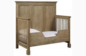 Chelsea Square French Toast Built To Grow Toddler Bed Kit